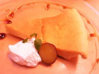 さつまいものチーズケーキ_b0102217_141362.jpg