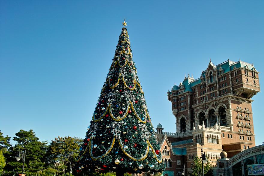 TokyoDisneySea ChristmasWishes2010~ケープ・コッドの街並み~_c0223825_1445897.jpg