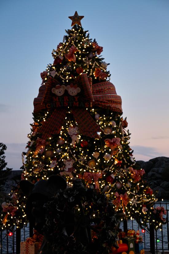 TokyoDisneySea ChristmasWishes2010~ケープ・コッドの街並み~_c0223825_2585942.jpg