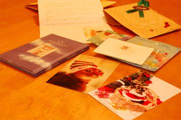 続・サンタさんからお届け物です♪_c0181457_0553317.jpg