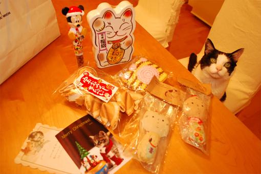 続・サンタさんからお届け物です♪_c0181457_0554445.jpg