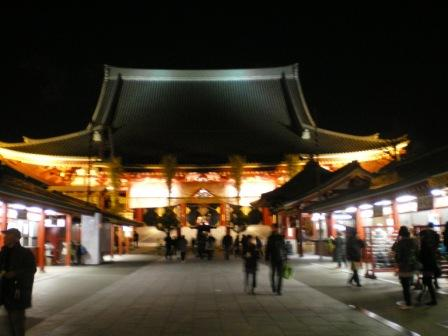浅草で、西村春海氏とHさんとで、忘年会。_c0198869_22512285.jpg