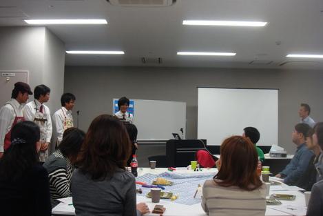 『夢カフェ』開催☆_e0142585_23464156.jpg