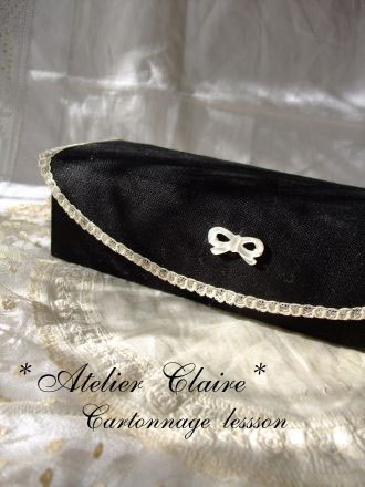 *Claire closet* 自由が丘教室 2011 1日レッスンのご案内_a0157409_944555.jpg