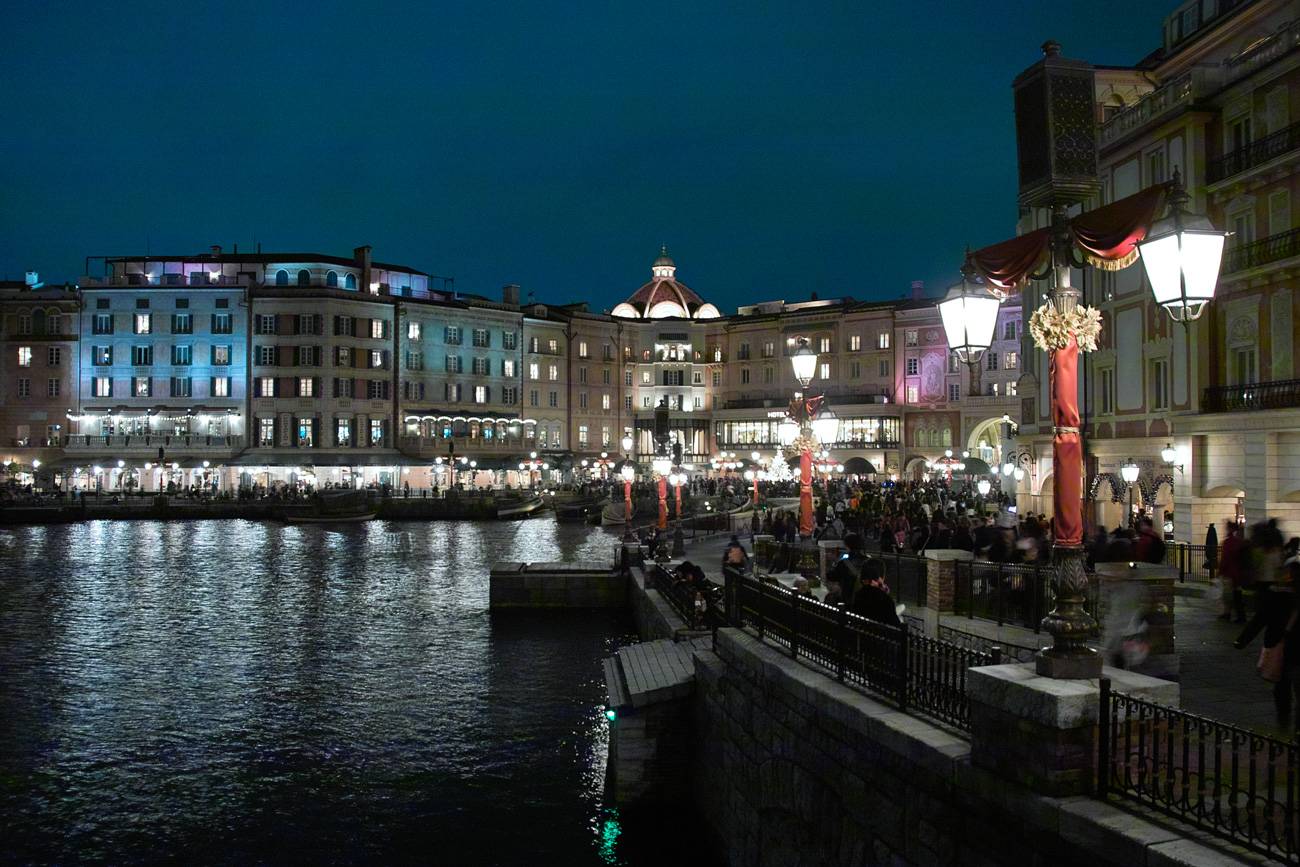 TokyoDisneySea ChristmasWishes2010~ディズニー・シーの素敵なショーと魅惑的な夜~_c0223825_1032939.jpg