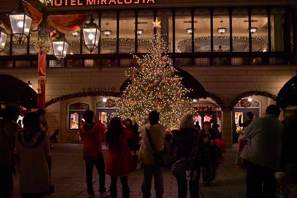 TokyoDisneySea ChristmasWishes2010~ディズニー・シーの素敵なショーと魅惑的な夜~_c0223825_1053758.jpg