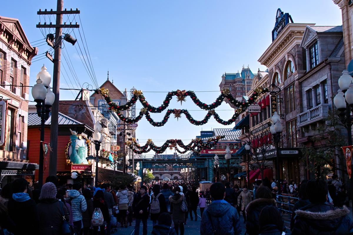 TokyoDisneySea ChristmasWishes2010~ディズニー・シーの素敵なショーと魅惑的な夜~_c0223825_83286.jpg