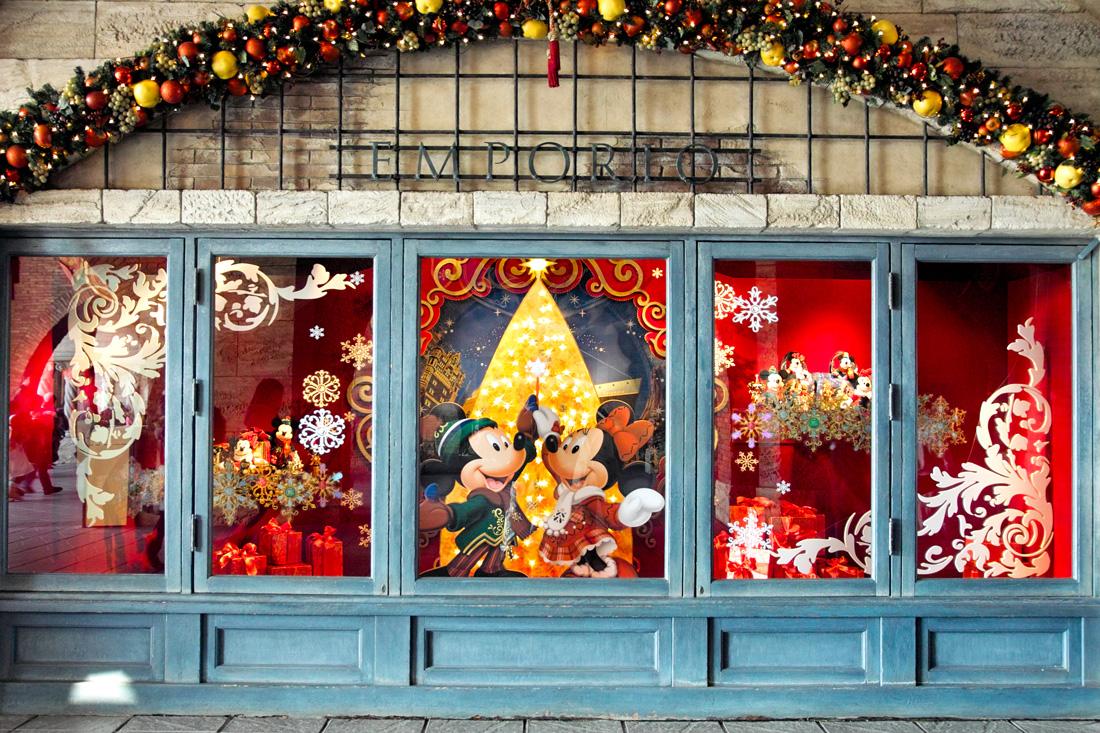 TokyoDisneySea ChristmasWishes2010~ディズニー・シーの素敵なショーと魅惑的な夜~_c0223825_8415786.jpg
