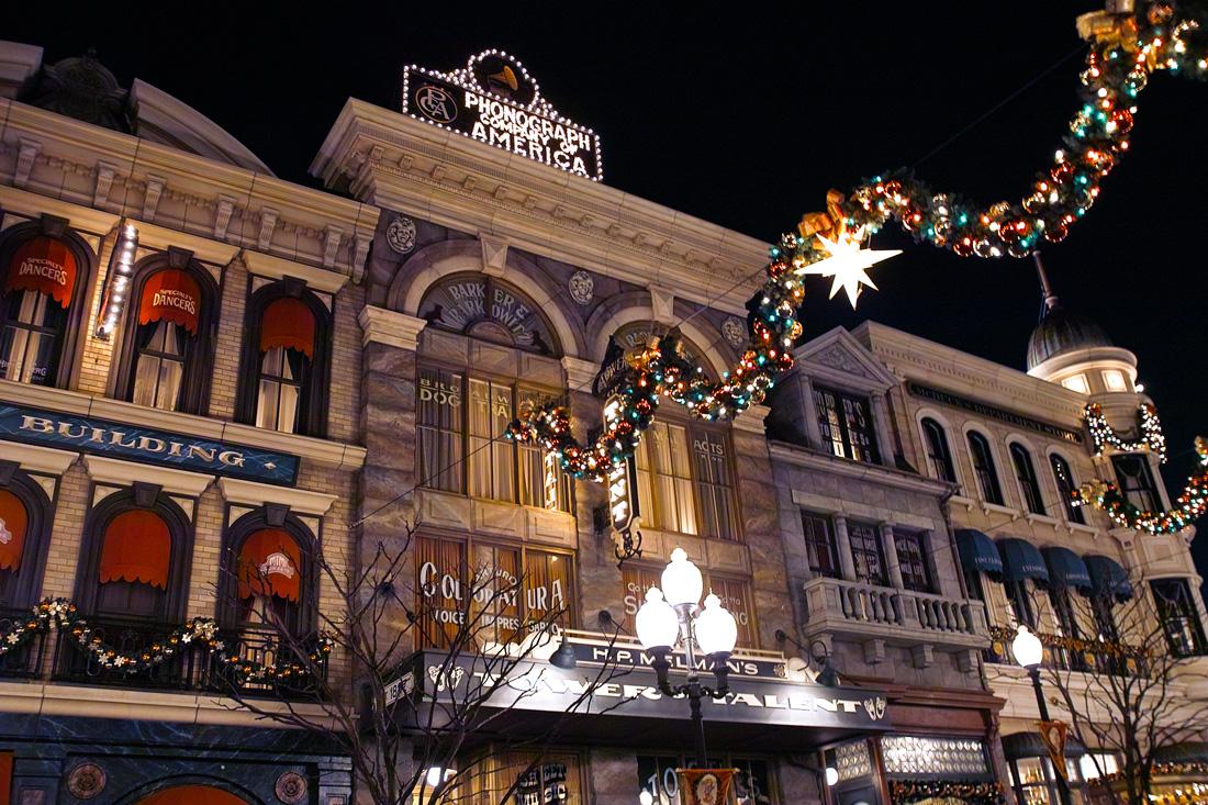 TokyoDisneySea ChristmasWishes2010~ディズニー・シーの素敵なショーと魅惑的な夜~_c0223825_915572.jpg
