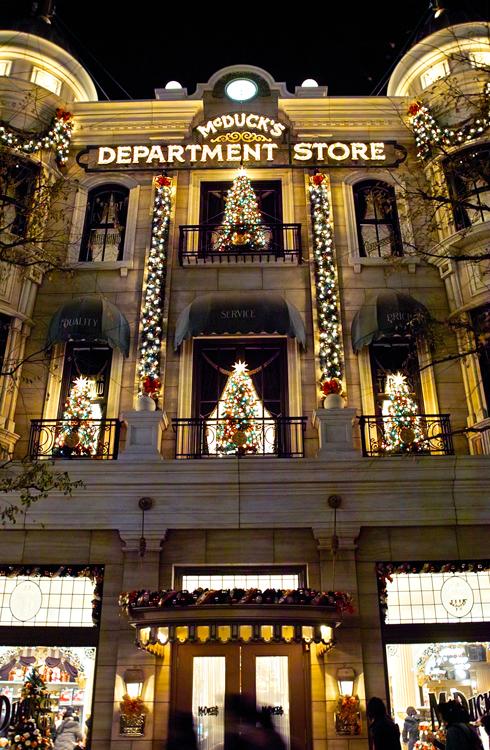 TokyoDisneySea ChristmasWishes2010~ディズニー・シーの素敵なショーと魅惑的な夜~_c0223825_919714.jpg