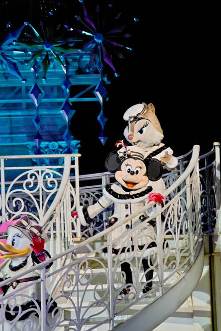 TokyoDisneySea ChristmasWishes2010~ディズニー・シーの素敵なショーと魅惑的な夜~_c0223825_9352619.jpg