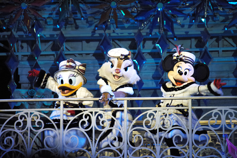TokyoDisneySea ChristmasWishes2010~ディズニー・シーの素敵なショーと魅惑的な夜~_c0223825_938567.jpg
