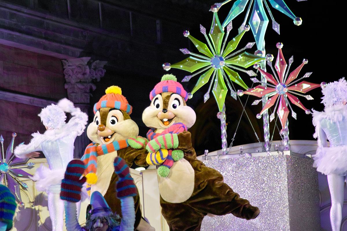 TokyoDisneySea ChristmasWishes2010~ディズニー・シーの素敵なショーと魅惑的な夜~_c0223825_9403897.jpg