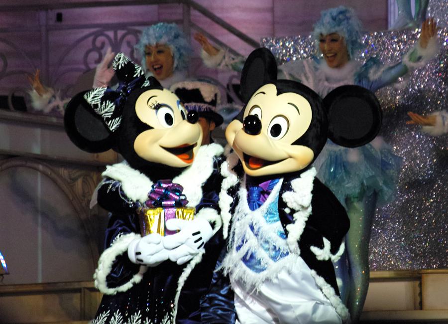 TokyoDisneySea ChristmasWishes2010~ディズニー・シーの素敵なショーと魅惑的な夜~_c0223825_9572148.jpg