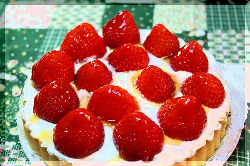 チョコケーキ・いちごタルト・りんごタルト_f0100825_232451.jpg