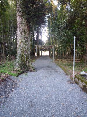 大己貴神社(1)(旧三輪町)_c0222861_15105185.jpg