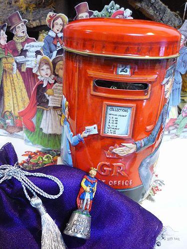 香織さんからの幸せ運ぶハッピーギフト。。。 クリスマスの贈り物。。。.☆*:.。.☆*†_a0053662_2304029.jpg
