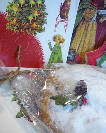 香織さんからの幸せ運ぶハッピーギフト。。。 クリスマスの贈り物。。。.☆*:.。.☆*†_a0053662_23198.jpg