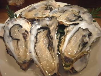 今年の最後の牡蠣♪「廣田」@大井町_b0051666_911147.jpg