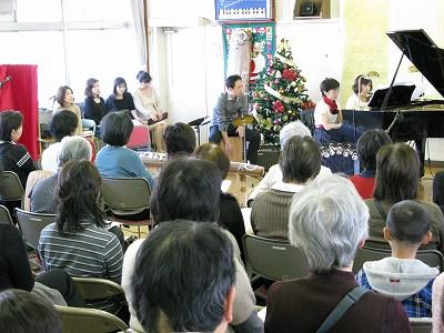 レフルルのクリスマスコンサート_c0189469_23521135.jpg