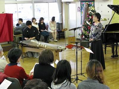 レフルルのクリスマスコンサート_c0189469_23541849.jpg
