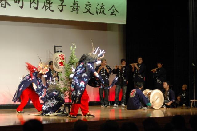 平成23年厚沢部町新春町内鹿子舞交流会のお知らせ_f0228071_17113041.jpg