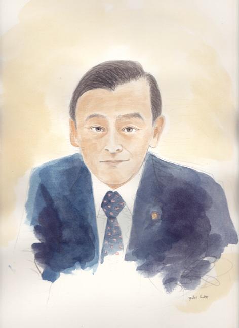 末松信介神戸事務所訪問_f0072976_1542028.jpg