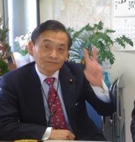 末松信介神戸事務所訪問_f0072976_1618885.jpg
