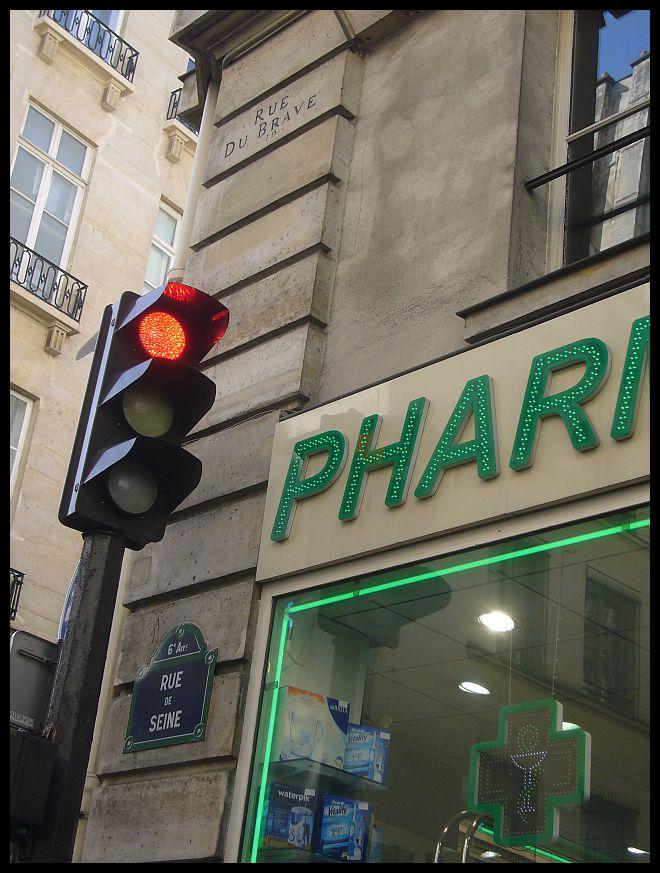 【パリ】街角の建物(PARIS)_a0008105_0162525.jpg