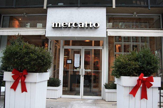 これまた美味しいイタリアン mercatto_c0126120_14381525.jpg