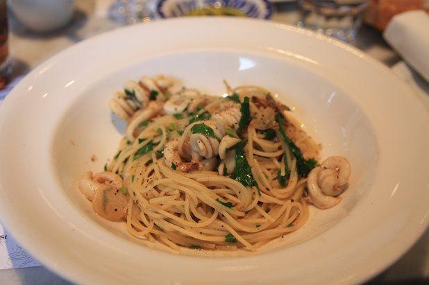 これまた美味しいイタリアン mercatto_c0126120_14465313.jpg