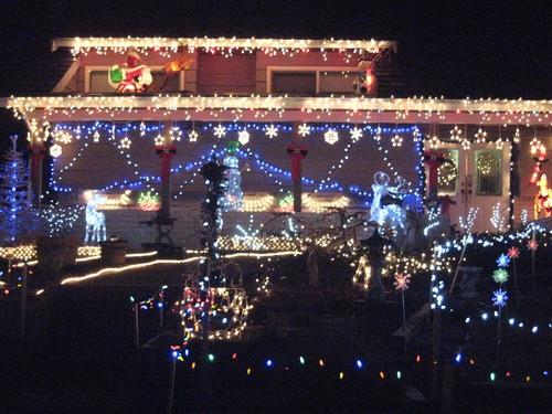 クリスマスイルミネーション_a0173527_1458514.jpg