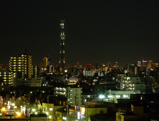 遅ればせながらクリスマスの東京スカイツリー_e0089232_8393322.jpg