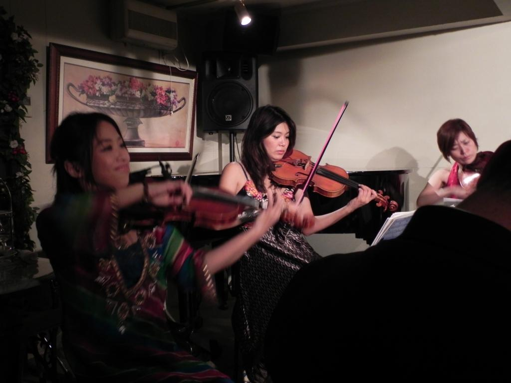 Spanish Connection&Flamenco Strings@大塚グレコ_b0131865_15512999.jpg