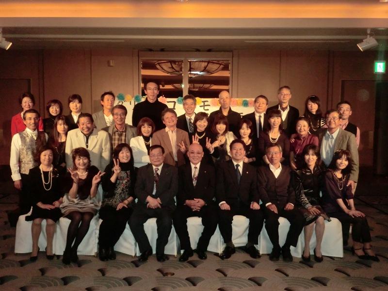 ◆ テニスクラブ25周年記念パーティー_f0238779_12321918.jpg