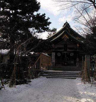 伊夜日子神社_f0078286_11491127.jpg