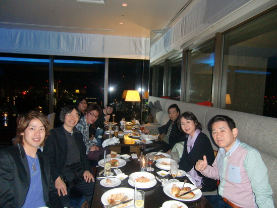 「ANAクラウンプラザ広島」ホテルにて、小島建興さま主催ディナーショー大成功_e0119092_1310588.jpg