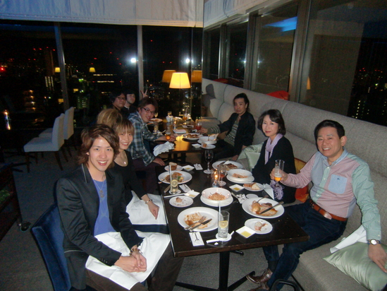 「ANAクラウンプラザ広島」ホテルにて、小島建興さま主催ディナーショー大成功_e0119092_1313932.jpg