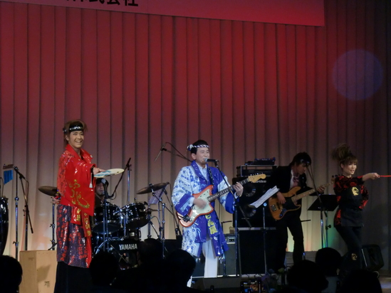 「ANAクラウンプラザ広島」ホテルにて、小島建興さま主催ディナーショー大成功_e0119092_135952.jpg