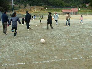 第12回 親子で楽しむサッカー教室_c0218303_2332080.jpg