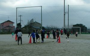 第12回 親子で楽しむサッカー教室_c0218303_23383224.jpg