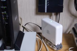 AirMacの調子がおかしい・・?。_b0194208_1143261.jpg