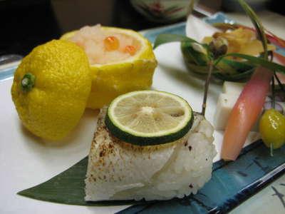 寿司 ~前菜より~_d0135908_18311081.jpg
