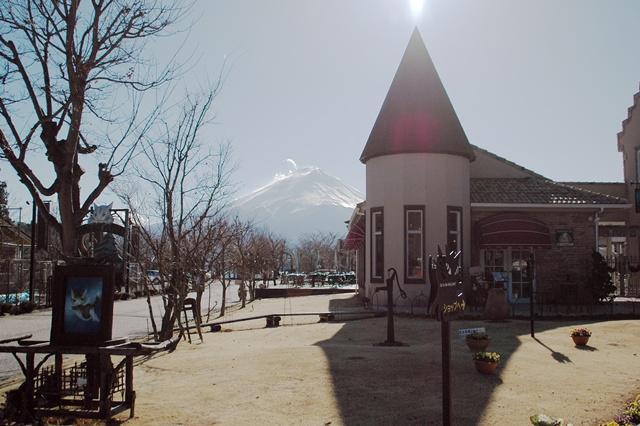 河口湖 「湖山亭うぶや」に泊まる_f0012718_16152874.jpg