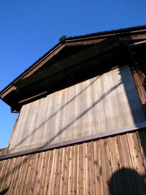 Sさんの家 車庫工事終了 2010/12/29_a0039934_16231727.jpg