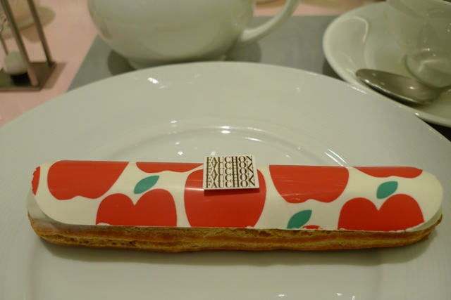 FAUCHON PARIS Le Cafe_a0127090_17195735.jpg