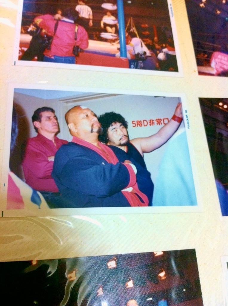 俺9歳の夏 ~新日本プロレス&全日本プロレス_f0236990_19475496.jpg