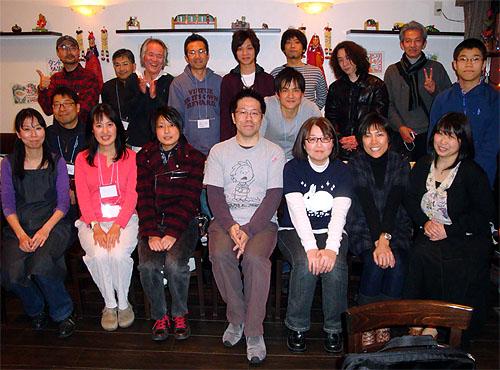 良かったですねぇ!南澤先生を囲んでの「ミニ・ライブ&忘年会」!_c0137404_16484246.jpg