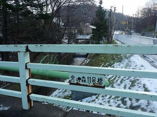 琴似川に架かる橋_c0048117_055636.jpg