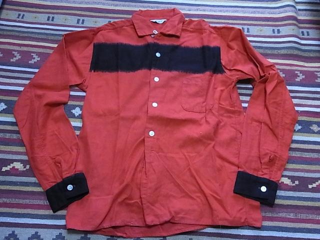 1月2日入荷商品!50'S ネルシャツ!_c0144020_10205493.jpg